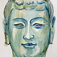 Buddha head, Chinese