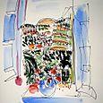Raoul Dufy, favorite painter