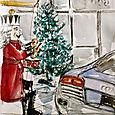 A dealership Christmas