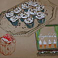 Cupcakes and tiramisu, Sugarland