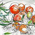 Santa barbara fruit bowl