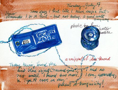 Walk-journal-thread