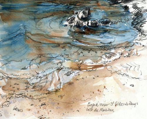 Brittany-shallow-beach