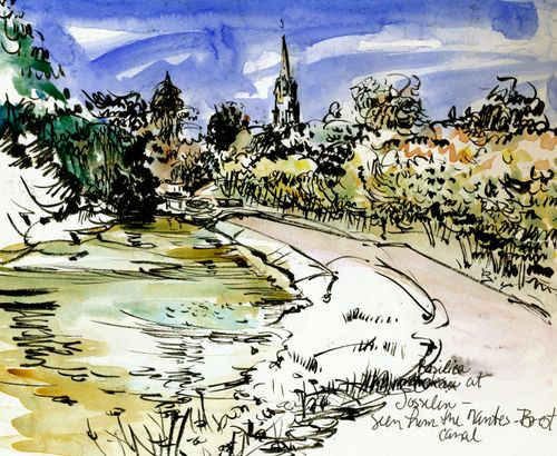 Brittany-Josselin-view-from