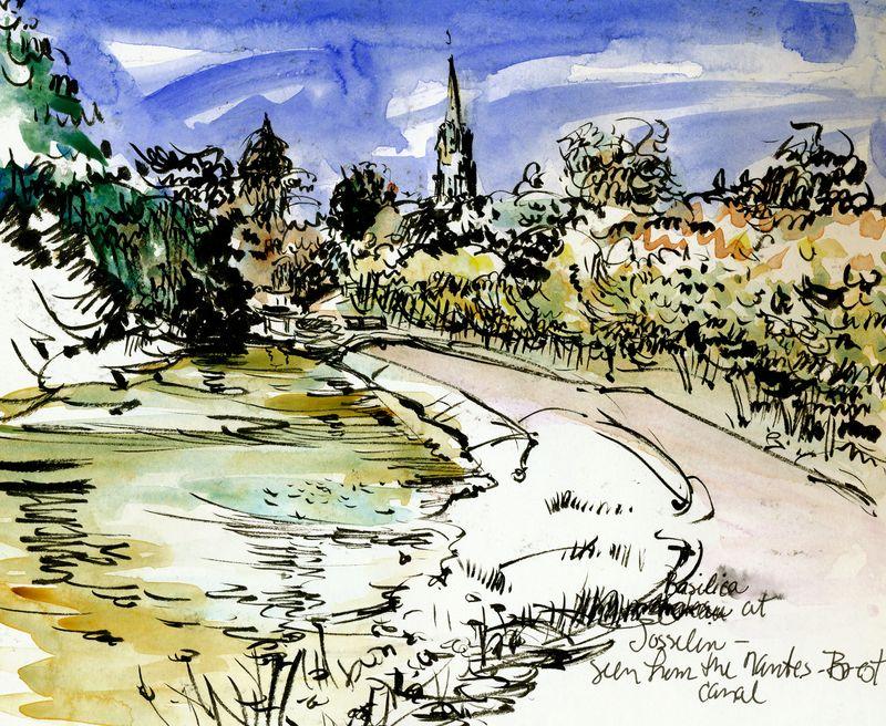 Brittany-Josselin-view-from