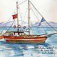 Turkey, on the Aegean