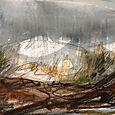 Pre-Iceland storm sketch