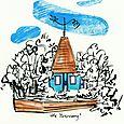 J C Raulston Arboretum illustrations