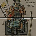 Portland samurai arrows