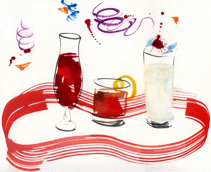 Drinks trio me copy 2