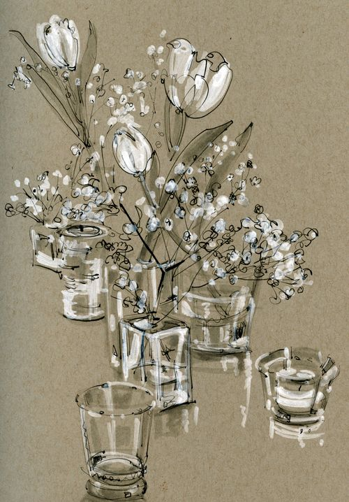 White-flowers_glass-2