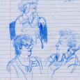 Workshop sketch women