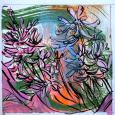 Morning 4x4: pink hyacinths
