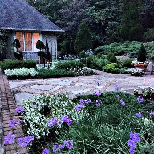 Garden-in-purples