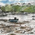 Wales: Fishguard lower harbor