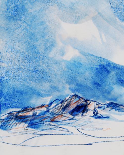 Wales-carn-llidi-blue-orange
