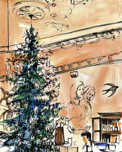 Christmas tivoli