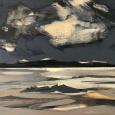 Lligwy Bay, light and dark