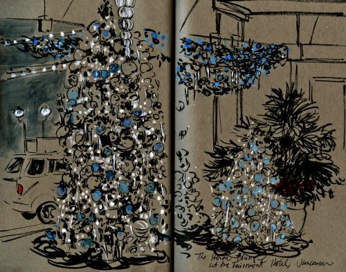 Christmas fairmont