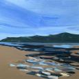 Blue hour, Dulas Bay