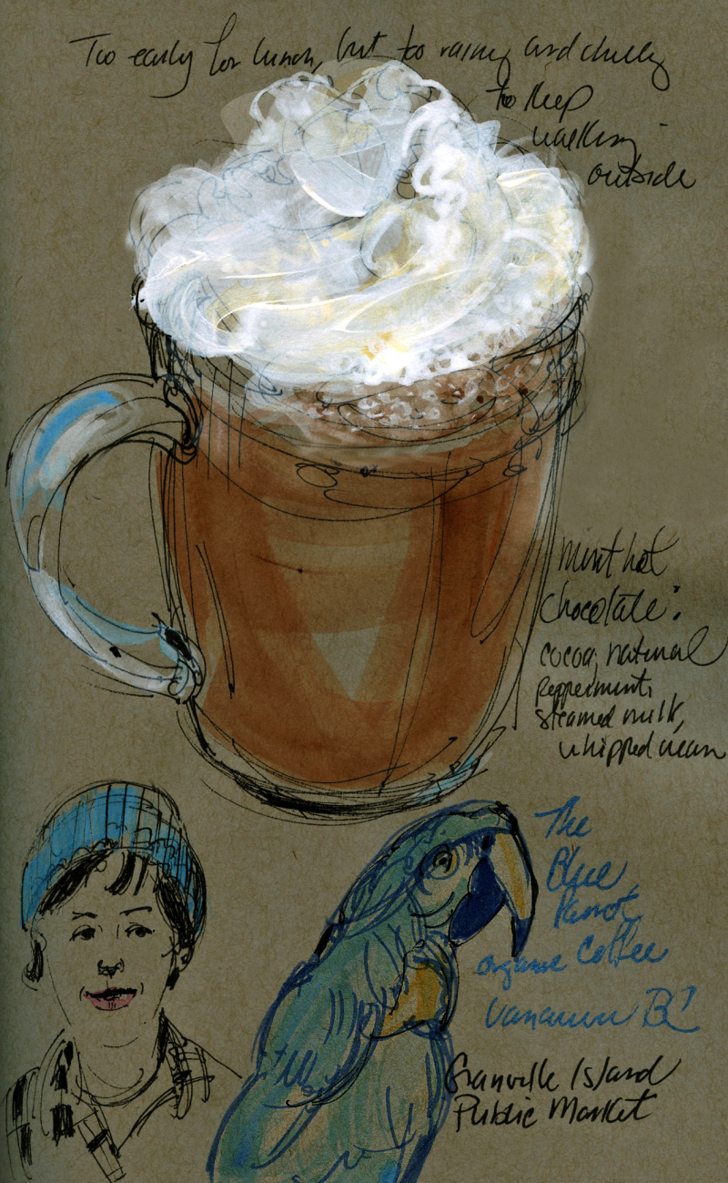 Vancouver hot chocolate