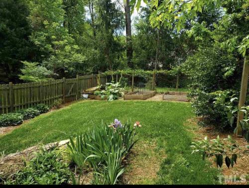 House garden mls