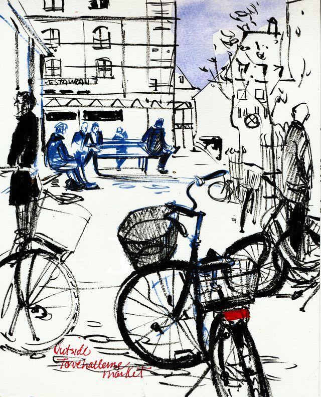 Copenhagen-bikes
