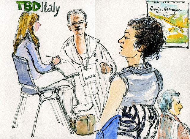 Italy TBDI conference