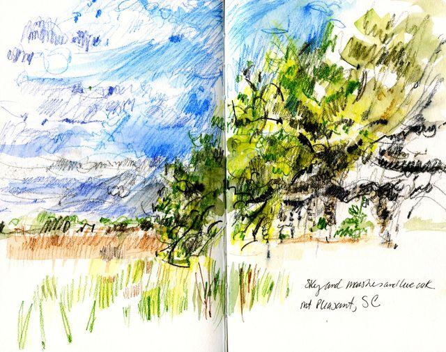 Mt-Pleasant-marsh-sketch