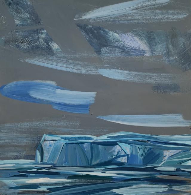 Norway svalbarad ice