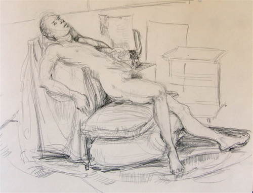 New figure drawing group